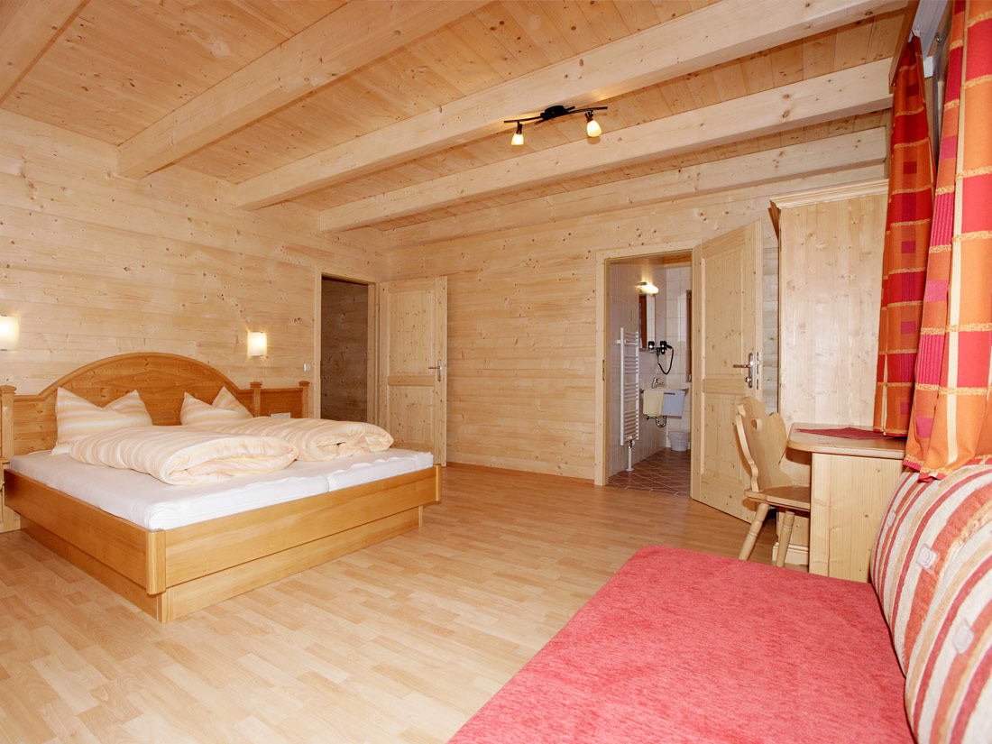 Draxler Lodges double room